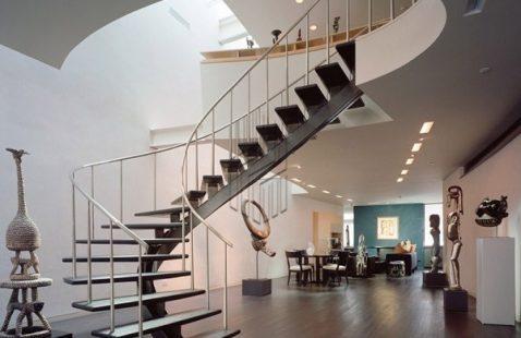 Эксклюзивные лестницы от «М-Никель» в Махачкале