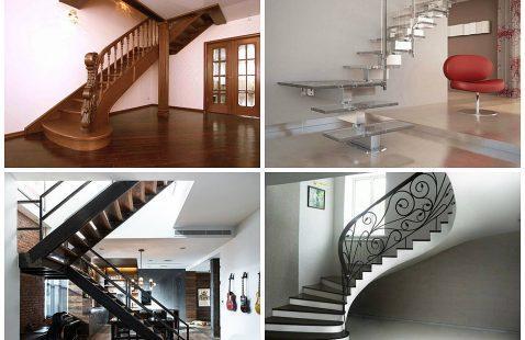 Лестницы и их стилевые направления