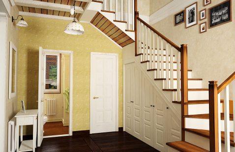 """Лестницы в стиле """" Прованс"""" в компании M-NIKEL"""