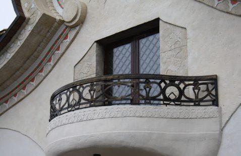 Балконные ограждения на любой вкус