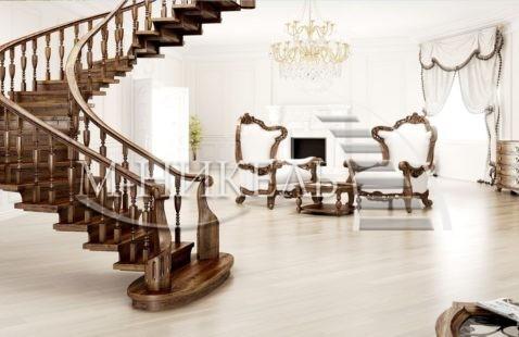 Выбираем лестницу для дома.