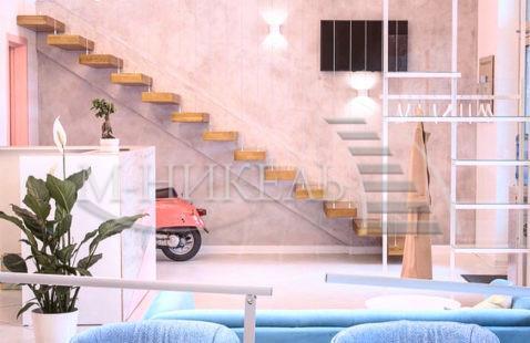 Консольные лестницы для клиентки из Москвы