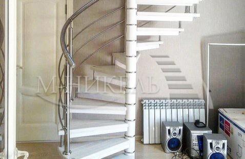 Преимущества винтовых лестниц