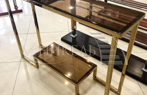 Мебель из нержавейки в Махачкале